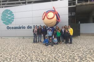 Excursión Oceanário Lisboa