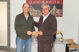 APA Entrega 1450 euros Caritas